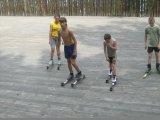 Учебно-тренировочный сбор отделения лыжных гонок в 2011 году