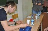 Встреча отделения лыжных гонок с ЗМС Антоном Шипулиным