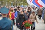 Шествие на 67-летие Великой Победы.