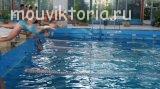 Учебно-тренировочный сбор отделения плавания - Иссык-Куль 2013 года. Тренер-преподаватель Егоров А.В.