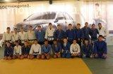 Учебно-тренировочный сбор отделения дзюдо 2012 года. Тренеры-преподаватели Селянина О.В. и Федосеев М.Е.
